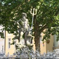 Der Gabelmann in Bamberg